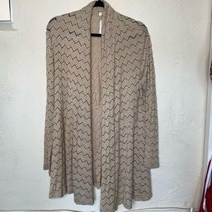 Indigo Soul Sweater Size Large